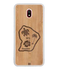 Coque Xiaomi Redmi 8A – Guyane 973