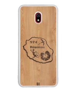 Coque Xiaomi Redmi 8A – Réunion 974
