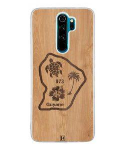 Coque Xiaomi Redmi Note 8 Pro – Guyane 973