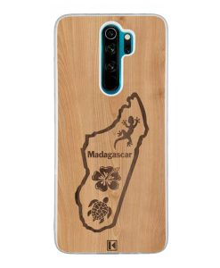 Coque Xiaomi Redmi Note 8 Pro – Madagascar