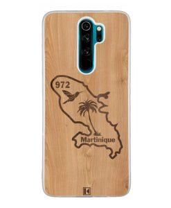 Coque Xiaomi Redmi Note 8 Pro – Martinique 972