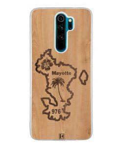 Coque Xiaomi Redmi Note 8 Pro – Mayotte 976