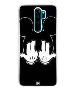 Coque Xiaomi Redmi Note 8 Pro – Mickey Jul