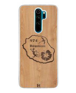 Coque Xiaomi Redmi Note 8 Pro – Réunion 974