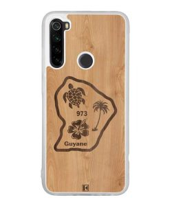 Coque Xiaomi Redmi Note 8 / Redmi Note 8T – Guyane 973