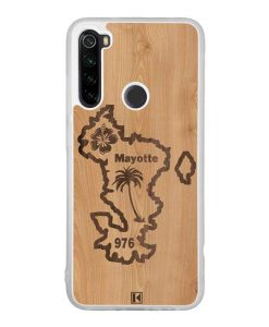 Coque Xiaomi Redmi Note 8 / Redmi Note 8T – Mayotte 976