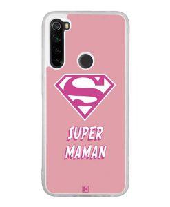 Coque Xiaomi Redmi Note 8 / Redmi Note 8T – Super Maman