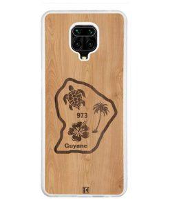 Coque Xiaomi Redmi Note 9 Pro / Note 9 Pro Max – Guyane 973