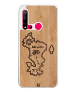 Coque Huawei P20 Lite 2019 – Mayotte 976