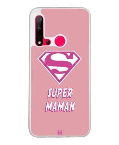 Coque Huawei P20 Lite 2019 – Super Maman