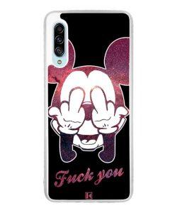 Coque Galaxy A90 5G – Mickey Fuck You