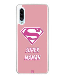 Coque Galaxy A90 5G – Super Maman