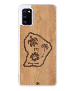 Coque Galaxy A41 – Guyane 973