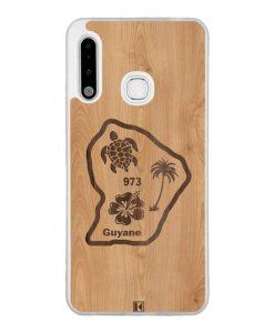 Coque Galaxy A70e – Guyane 973