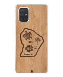 Coque Galaxy A71 5G – Guyane 973