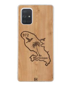 Coque Galaxy A71 5G – Martinique 972