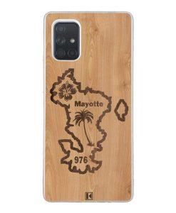 Coque Galaxy A71 5G – Mayotte 976