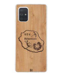 Coque Galaxy A71 5G – Réunion 974