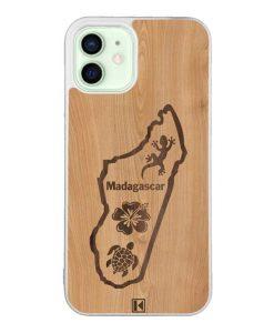 Coque iPhone 12 / 12 Pro – Madagascar