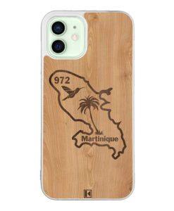 Coque iPhone 12 / 12 Pro – Martinique 972