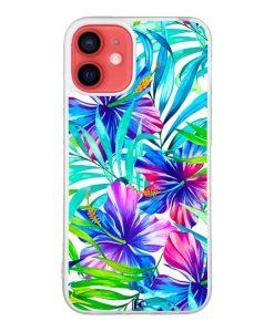 Coque iPhone 12 Mini – Exotic flowers