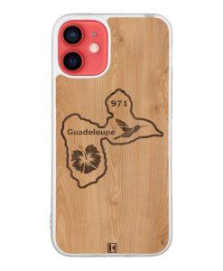 Coque iPhone 12 Mini – Guadeloupe 971