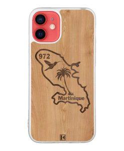 Coque iPhone 12 Mini – Martinique 972