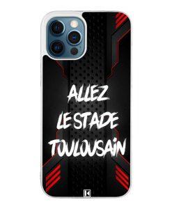 Coque iPhone 12 Pro Max – Allez le Stade Toulousain
