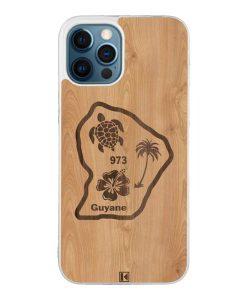 Coque iPhone 12 Pro Max – Guyane 973