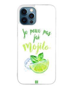Coque iPhone 12 Pro Max – Je peux pas j'ai Mojito