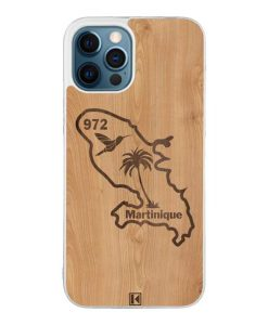 Coque iPhone 12 Pro Max – Martinique 972