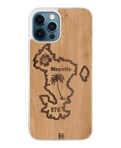 Coque iPhone 12 Pro Max – Mayotte 976