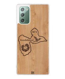 Coque Galaxy Note 20 – Guadeloupe 971