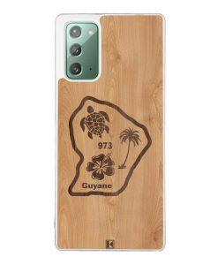 Coque Galaxy Note 20 – Guyane 973