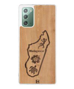 Coque Galaxy Note 20 – Madagascar