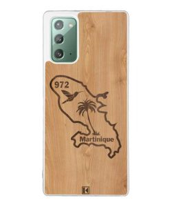 Coque Galaxy Note 20 – Martinique 972