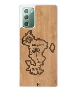 Coque Galaxy Note 20 – Mayotte 976