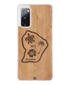Coque Galaxy S20 FE – Guyane 973