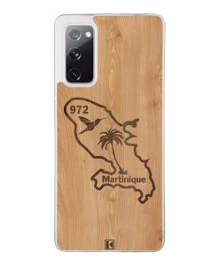 Coque Galaxy S20 FE – Martinique 972
