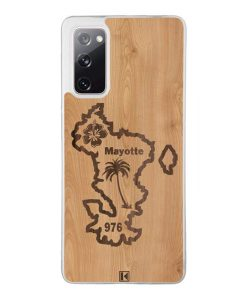 Coque Galaxy S20 FE – Mayotte 976