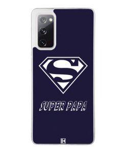 Coque Galaxy S20 FE – Super Papa