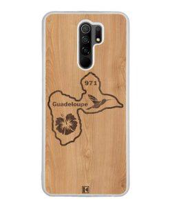 Coque Xiaomi Redmi 9 – Guadeloupe 971