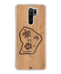 Coque Xiaomi Redmi 9 – Guyane 973