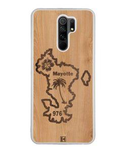 Coque Xiaomi Redmi 9 – Mayotte 976