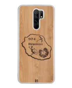 Coque Xiaomi Redmi 9 – Réunion 974