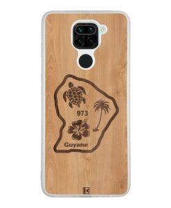 Coque Xiaomi Redmi Note 9 – Guyane 973