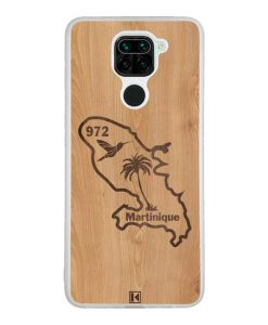 Coque Xiaomi Redmi Note 9 – Martinique 972