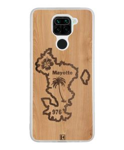 Coque Xiaomi Redmi Note 9 – Mayotte 976