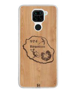 Coque Xiaomi Redmi Note 9 – Réunion 974