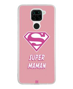 Coque Xiaomi Redmi Note 9 – Super Maman